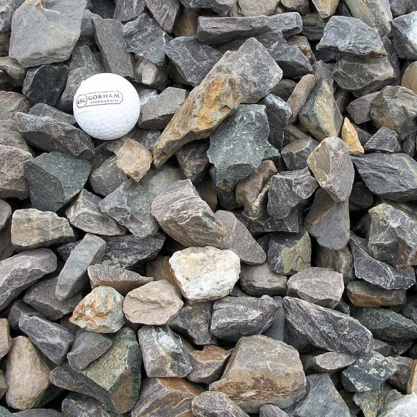 one and one-half inch crushed stone not septic certified