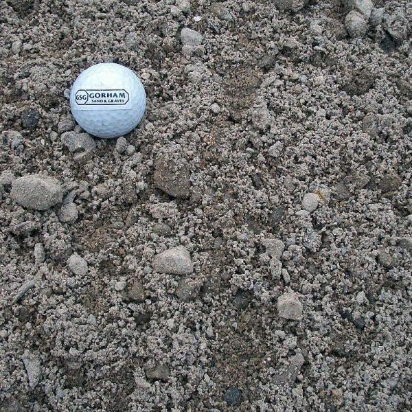 three-quarter inch gravel