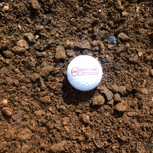 half inch gravel